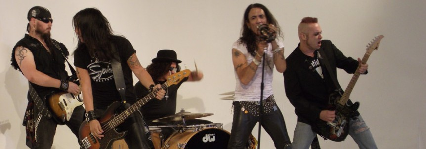Stephen Pearcy Music Video Shoot - Jes Selane