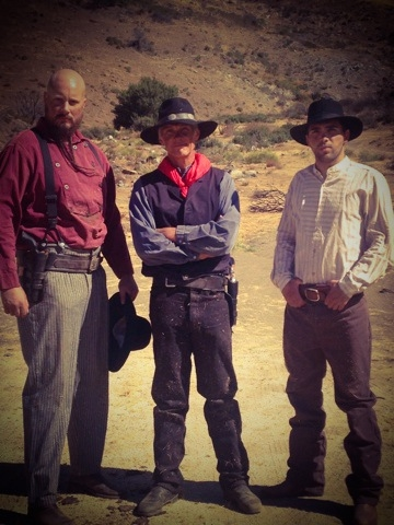 Found Fortune Short Film Jes Selane Cowboy and Paul Marshall
